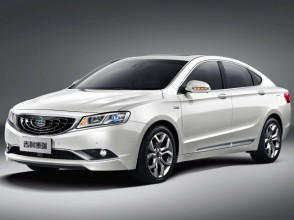 Geely Emgrand GT седан