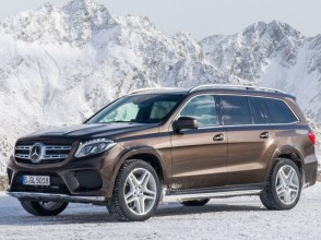 Mercedes-Benz GLS-Класс